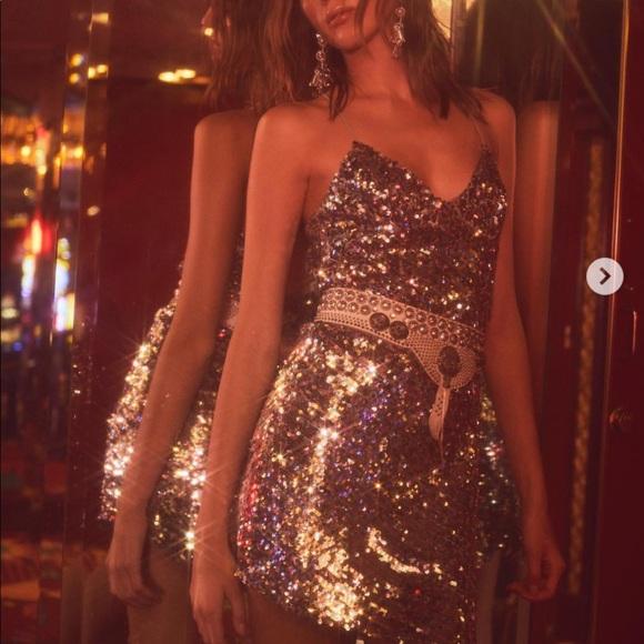 a7b7792e5093 For Love And Lemons Dresses   For Love Lemons Showtime Mini Dress ...